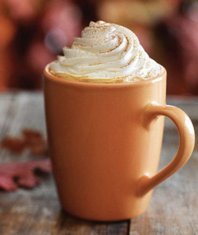 Pumpkin Spice latte