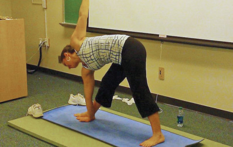 The history behind yoga classes at HCC