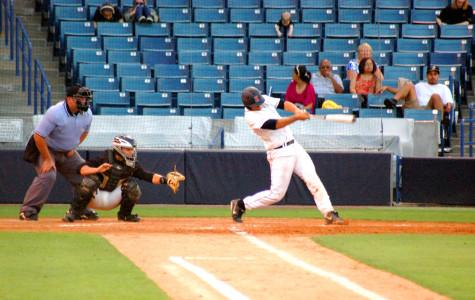 HCC wins big on Community Baseball Night