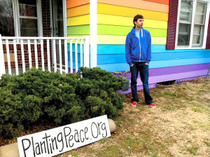 Westboro Baptist Church gets new colorful neighbor