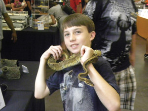 Repticon comes to Tampa