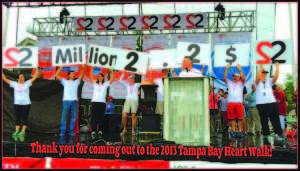 Tampa Bay Heart Walk