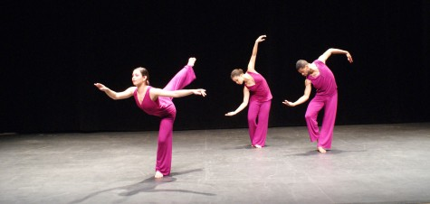 Dance Club performs at Ybor campus