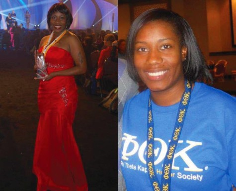 Getting to know Phi Theta Kappa
