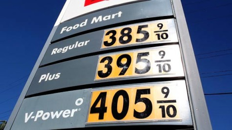 Are gas prices too much?