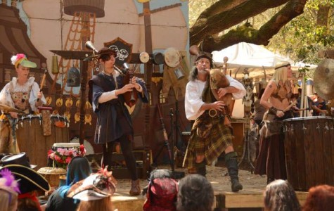 Renaissance Festival: saving money for college students