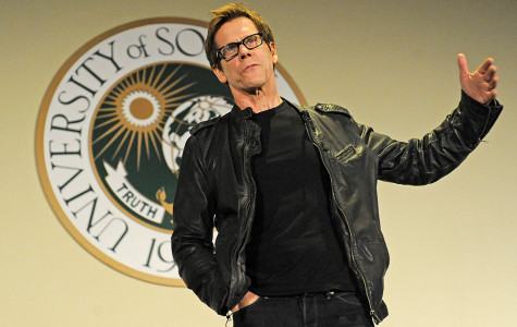 USF brings Six Degrees of Kevin Bacon