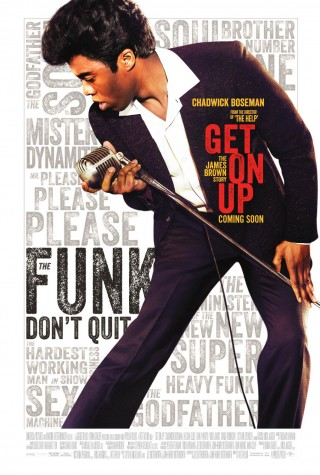 "Movie review: ""Get On Up"""