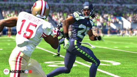 Madden 15 game review