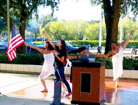 HCC observes Patriot Day