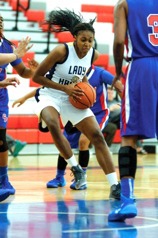 Lady Hawk swoops to the Swamp