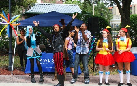 Ybor campus Fall Festival