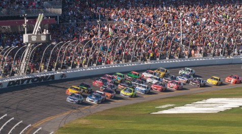Daytona looks to the future  as past enters the rearview mirror