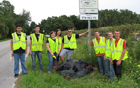Adopt-A-Road Clean Up