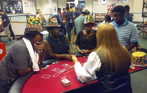 Casino Night turned out to be a hit for SGA