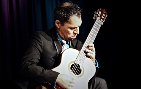 SGA Kicks Off Annual Guitar Series with Jorge Caballero