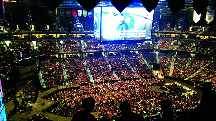 hawkeye winter jam a concert like no other