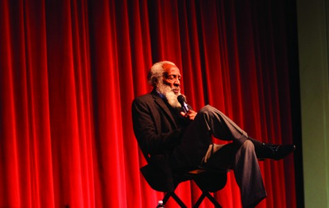 Dick Gregory comes to Tampa