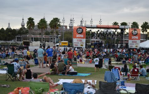 Gasparilla Music Festival weekend invasion of Tampa Bay