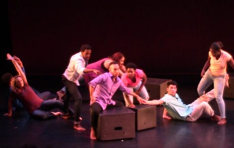 Ybor city campus dance showcase