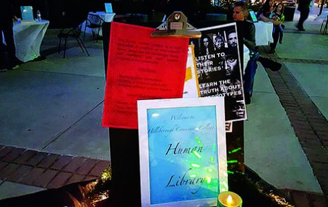 HCC hosts its first Human Library