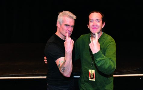 Henry Rollins comes to Tampa Bay