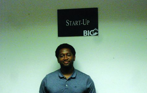 Business incubator center on Plant City
