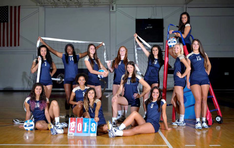 Volleyball team prepared for season