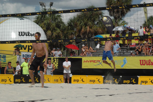 Association of Volleyball Professionals meet in St. Pete