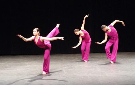Dance Club performs at Ybor campus