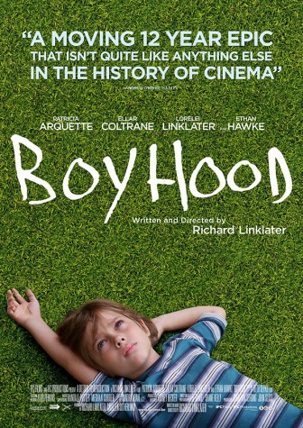 "Movie review: ""Boyhood"""