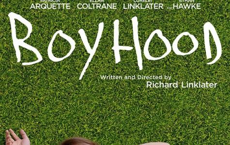"Movie review: ""Boyhood"""