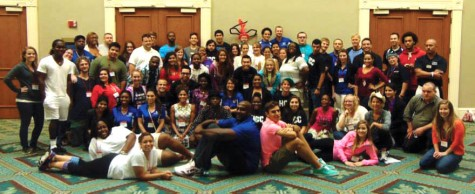SGA September Leadership Conference