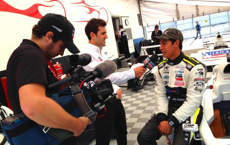 Road to Indy offers exciting broadcasting internship