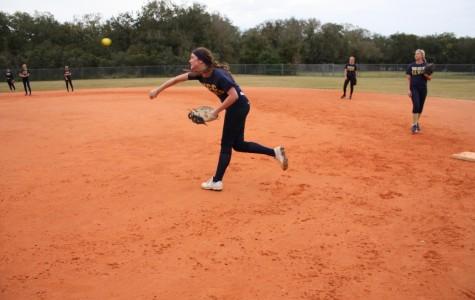 Lady Hawks softball season is underway