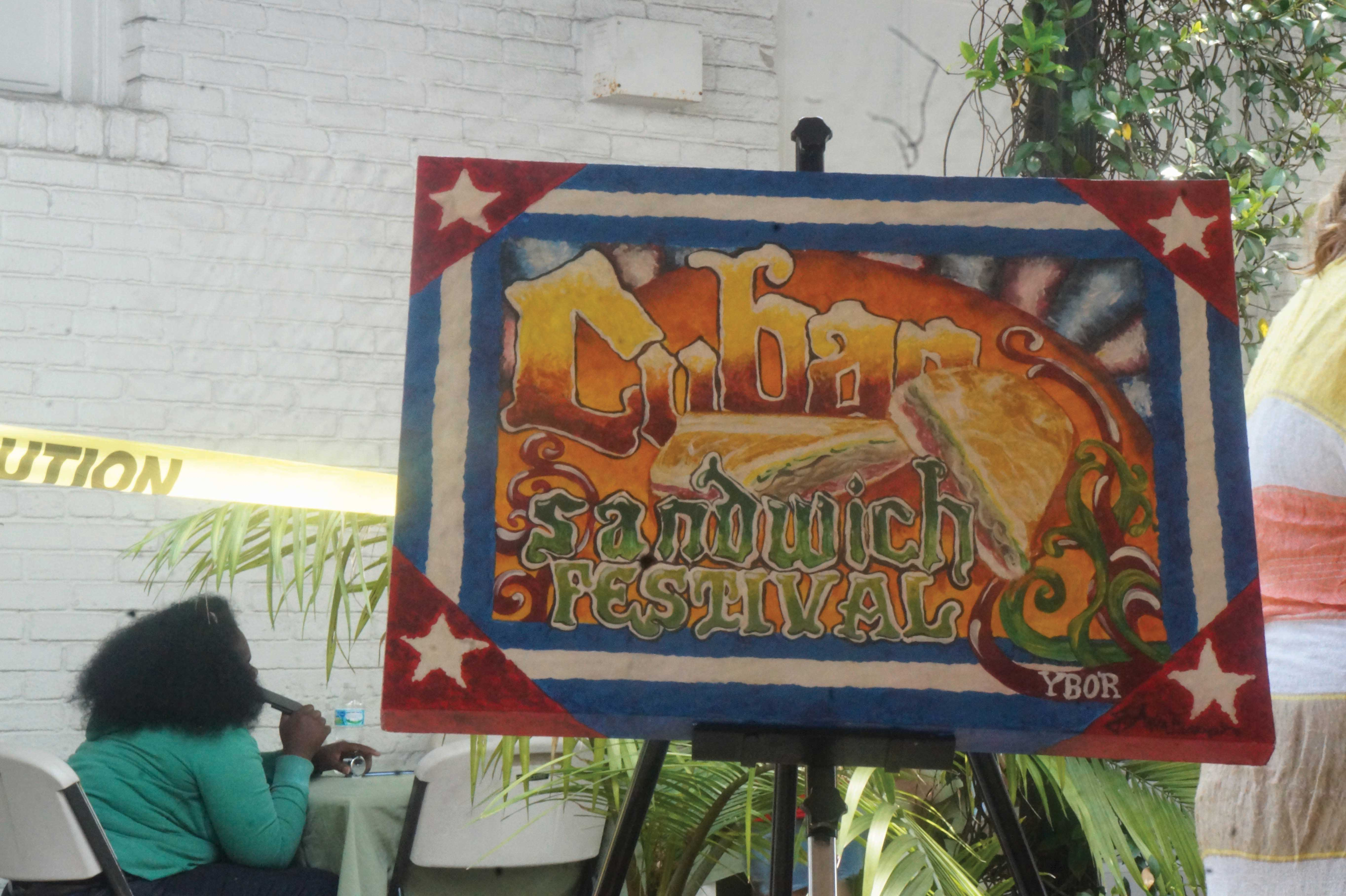 The Cuban Sandwich Festival brought in competition from all over Florida.