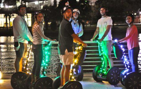 Touring Tampa on Wheels