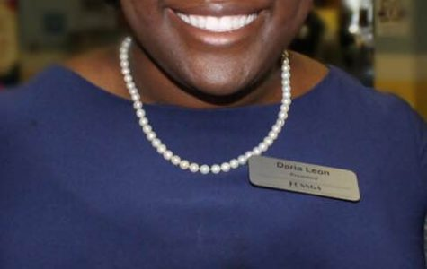 Daria Leon: president, scholar and more