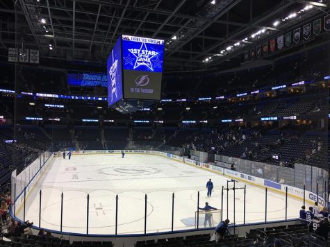 Tampa Bay Lightning Fan Fest