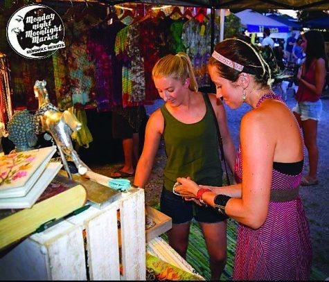 Moonlight Market in Seminole Heights