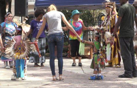 HCC celebrates Native American heritage