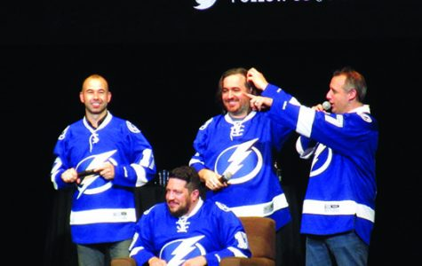 Impractical Jokers in Tampa