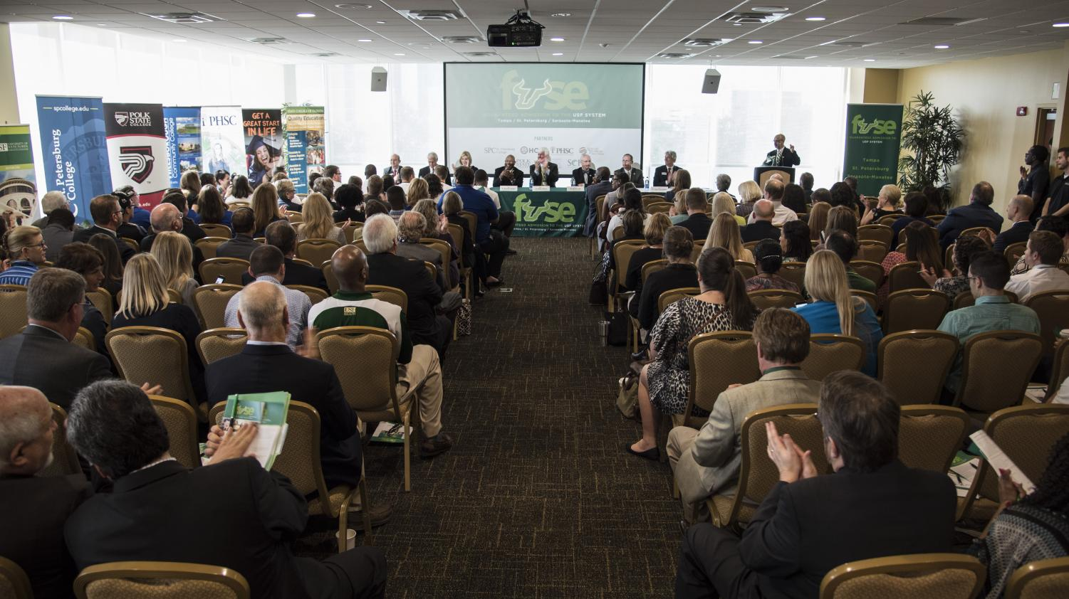USF and partner colleges launch Fuse program