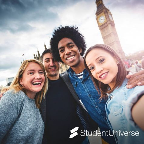 Get out of town with StudentUniverse