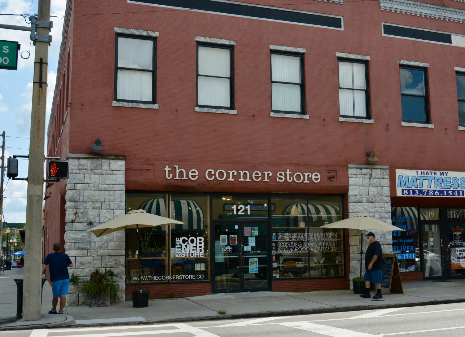 The Corner Store is located in Historic Downtown Plant City, FL.