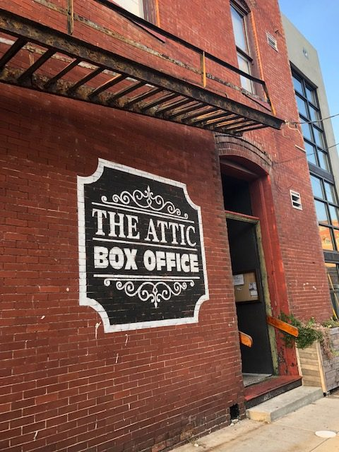 The Attic in Ybor City hosted the annual event.