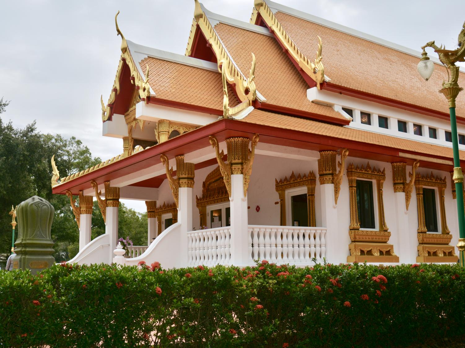 Buddhist Temple in Palm River Tampa