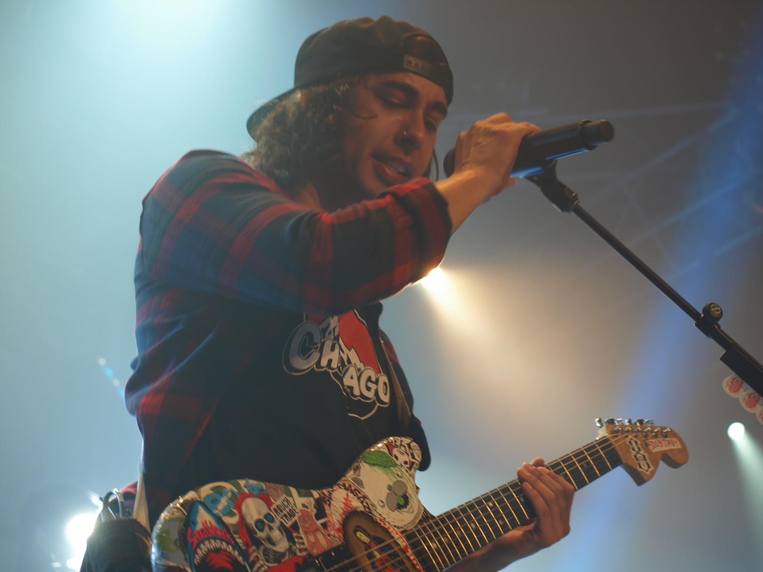 Vic Fuentes of Living the Dream Foundation