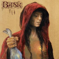 Bask III album cover, artwork by Adam Burke courtesy of Season of Mist