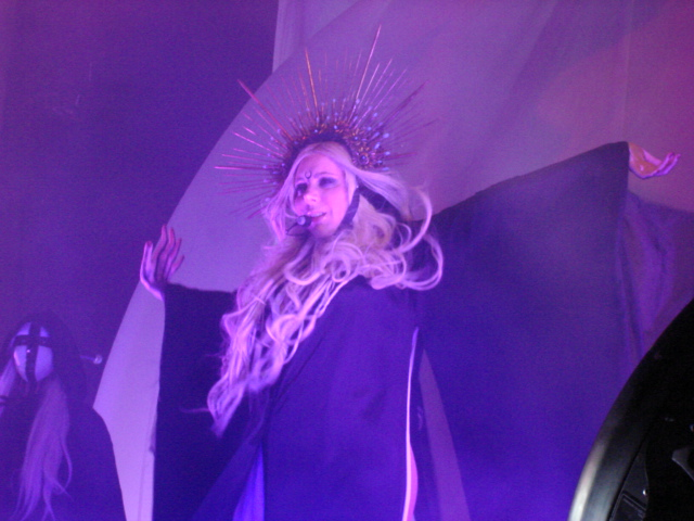 Maria Brink and In This Moment will be at the House of Blues on March 24.